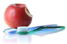 Apples Are Great at Improving Oral Health